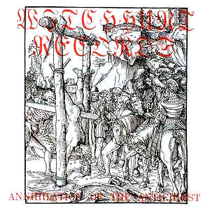 ANNIHILATION OF THE ANTICHRIST - Witchhunt Records compilation