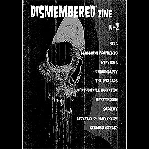 DISMEMBERED - #02