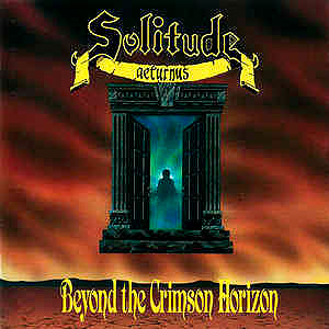 SOLITUDE AETURNUS - Beyond the Crimson Horizon